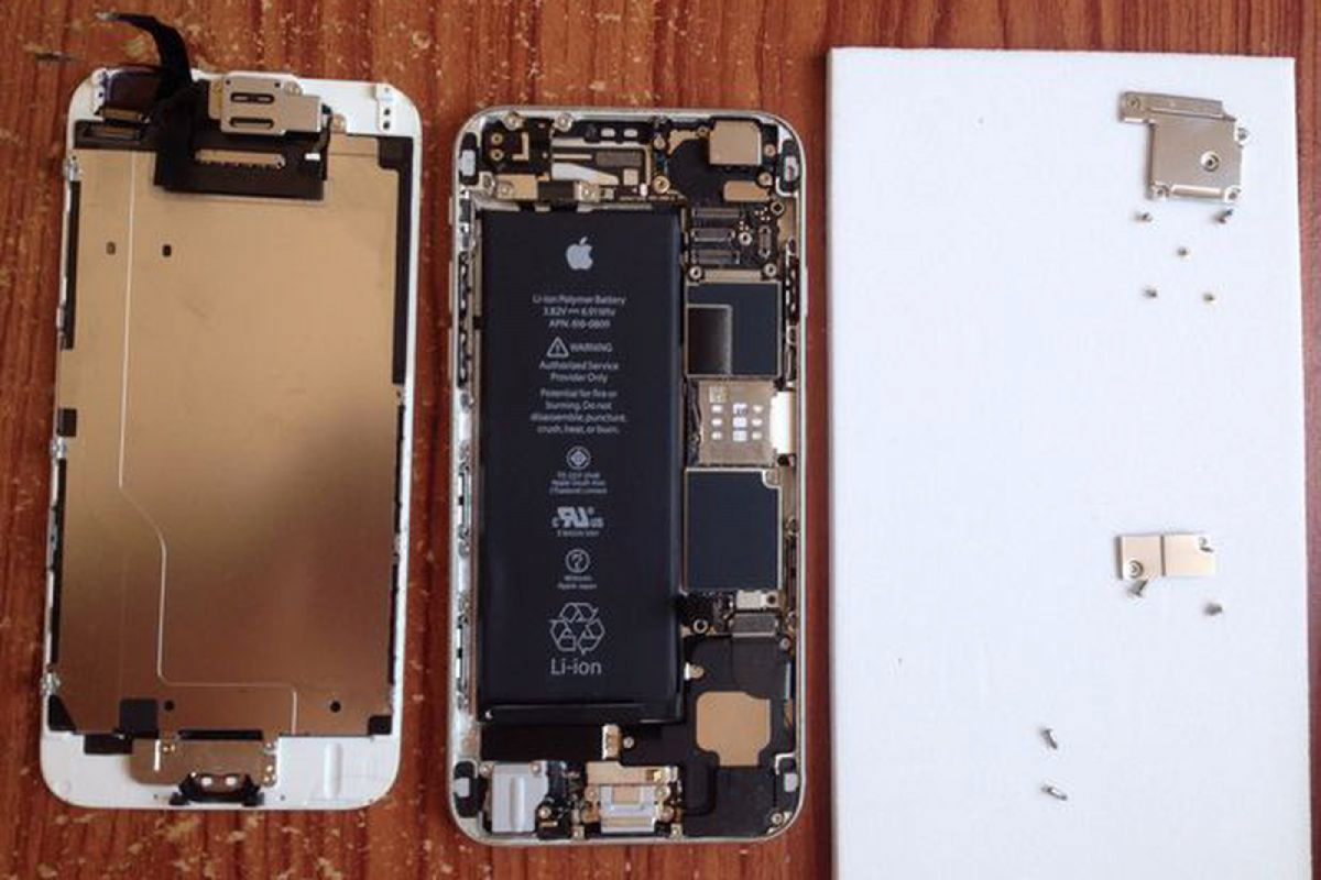 Iphone battery repair in Orlando, FL